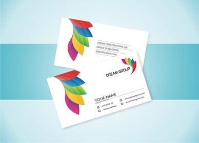 #20 untuk Design-BusinessCard-LetterHead-Envelope oleh rajsrijan