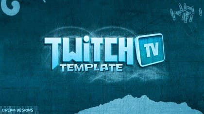 #13 untuk Twitch TV Streaming Description Headers oleh uheybaby