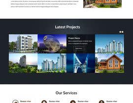 #47 for Build a Website for Antwood Construction by SadunKodagoda