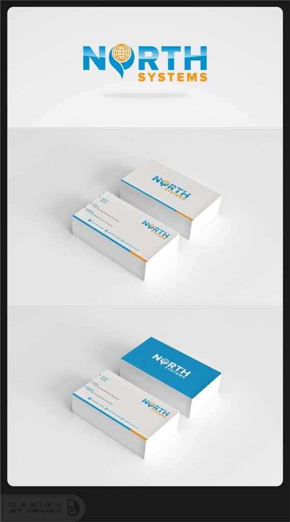 #53 for Professional Designers to design North Systems logo (IT company) by Dewieq