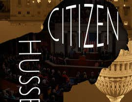 "#19 untuk Design a movie poster for ""Citizen Hussein"" oleh Bogomygkov"