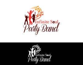 #206 untuk Band Logo Design -- 2 oleh weprodesignz