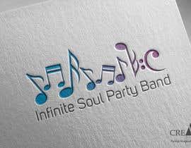 #212 untuk Band Logo Design -- 2 oleh CreatifDesigns