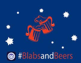 #3 untuk Design a avatar/logo/concept for Blabs and Beers event oleh sliverdesign