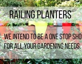 jayeshjain9314 tarafından Design a banner for my Website Railing Planters için no 6