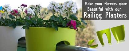 rjsoni1992 tarafından Design a banner for my Website Railing Planters için no 3