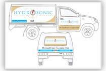 Graphic Design Konkurrenceindlæg #71 for Graphic Design for Hydrosonic Leak Detection Service