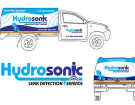 #82 para Graphic Design for Hydrosonic Leak Detection Service de ivandacanay