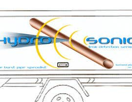 GlenTimms tarafından Graphic Design for Hydrosonic Leak Detection Service için no 76