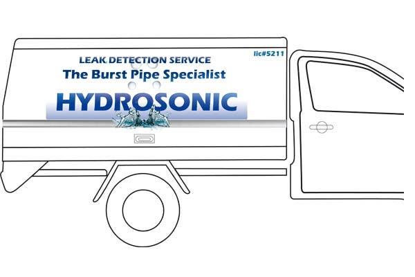 Konkurrenceindlæg #127 for Graphic Design for Hydrosonic Leak Detection Service