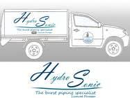 Graphic Design for Hydrosonic Leak Detection Service için Graphic Design19 No.lu Yarışma Girdisi
