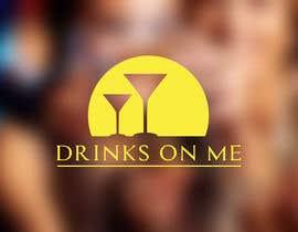 rajcreative83 tarafından Design a Logo for the app Drinks On Me için no 25