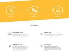 kumarsravan031 tarafından Design a Website Mockup for My Business için no 9