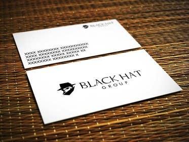 lagraphicastudio tarafından Design a Logo For Black Hat Group için no 23