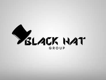 sanjaydzz86 tarafından Design a Logo For Black Hat Group için no 1