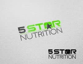 mamjadf tarafından Design a Logo - 5 Star Nutrition için no 778