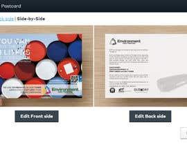 r35hin tarafından Design a Postcard that is easily uploadable to vistaprint.com için no 11