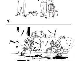 juliamalina tarafından Comic illustration collaboration için no 5