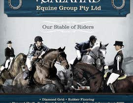 #33 untuk Graphic Design for Galahad Equine Group Pty Ltd oleh MauroAT