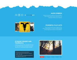 #40 для Design Homepage Layout For Cloud Storage App от superock