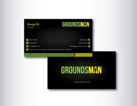 #105 for Design some Stationery for Groundsman, cards, letter heads and email footers by GeorgeOrf