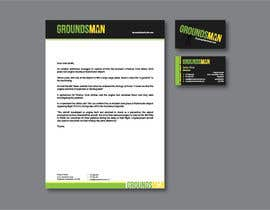 #22 for Design some Stationery for Groundsman, cards, letter heads and email footers by raywind