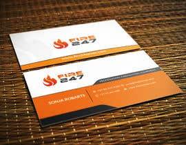sunnyw tarafından Fire247 Business card için no 14