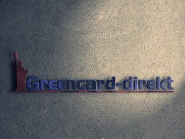 keshadesigns tarafından Design a Logo for a Greencard / Visa Agency için no 7