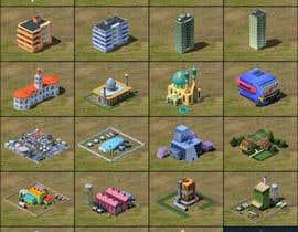 samanmehrabi tarafından 100+ isometric building designs for mobile city building game için no 24