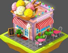 leona1314 tarafından 100+ isometric building designs for mobile city building game için no 30