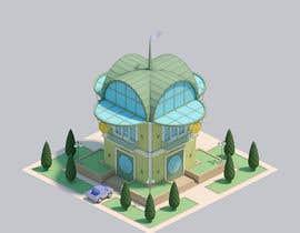 steamrocket tarafından 100+ isometric building designs for mobile city building game için no 15