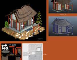 imranahmedashik tarafından 100+ isometric building designs for mobile city building game için no 7