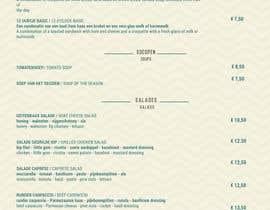 umar97 tarafından Design a menu card için no 27