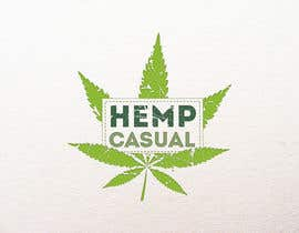 #35 for Design a Kickass Logo for a starting up Online Hemp Fasion Shop! by matsiash