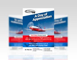 ArtisticLab tarafından St. Pete Air Aviation Services Print Material için no 26