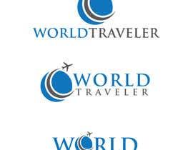ibrandstudio tarafından Design a Logo: World Traveler için no 237