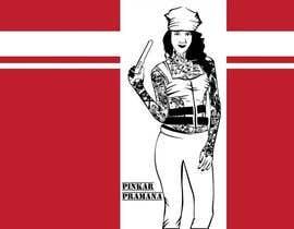 pinkarpramana tarafından Design a T-Shirt for streetwear brand için no 3