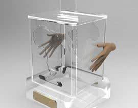 dennisDW tarafından Design a 3D CAD Design for an award için no 24