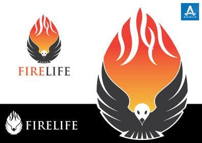 affineer tarafından Fire Life Logo için no 485