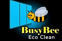 Graphic Design Конкурсная работа №207 для Logo Design for BusyBee Eco Clean. An environmentally friendly cleaning company