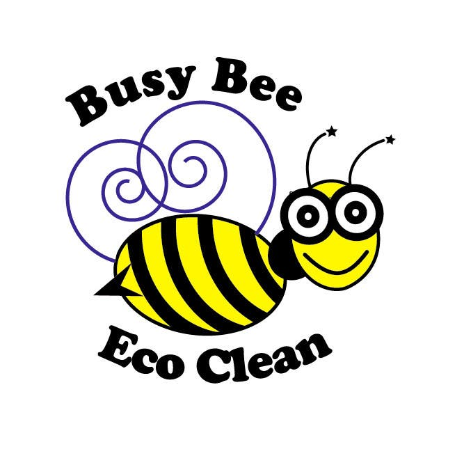 Contest Entry #                                        352                                      for                                         Logo Design for BusyBee Eco Clean. An environmentally friendly cleaning company