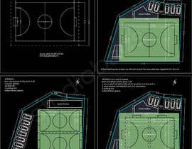 #9 for 5/6 a side mini soccer pitch af studiobacs