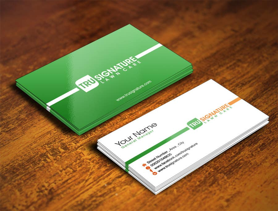 Entry #18 by IllusionG for Design some Business Cards, ID Card ...