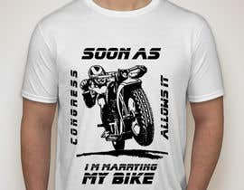 KaimShaw tarafından Design a T-Shirt  -  Sport Motorcycle  Quote için no 5