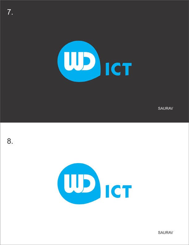 #50 for Create a corporate design for a ICT solutions company by sauravsingh