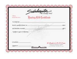 Mazeduljoni tarafından Design a certificate için no 19