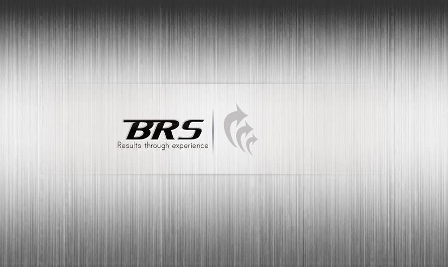 Kilpailutyö #287 kilpailussa Logo Design for BRS