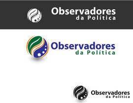 #203 for Projetar um Logo for Observadores da Política by alizainbarkat