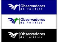 Contest Entry #101 for Projetar um Logo for Observadores da Política
