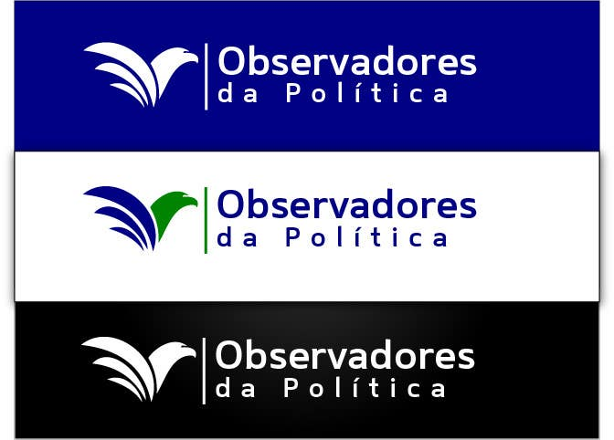 #101 for Projetar um Logo for Observadores da Política by rashedhannan